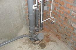 Монтаж канализации в квартире под ключ Балашиха