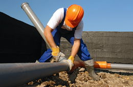 Монтаж канализации Балашиха