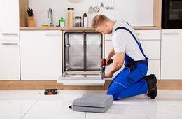 Установка бытовой техники на кухне Балашиха