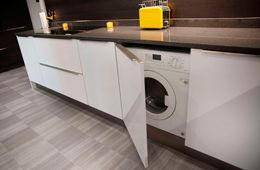 Установка стиральной машины на кухне Балашиха