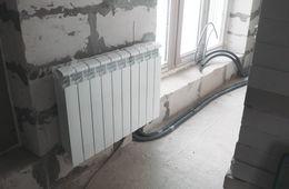 Замена радиаторов отопления в квартире Балашиха